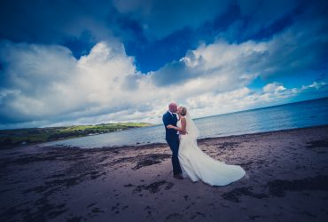 Patrice and Michael's wedding at the Galgorm Resort & Spa