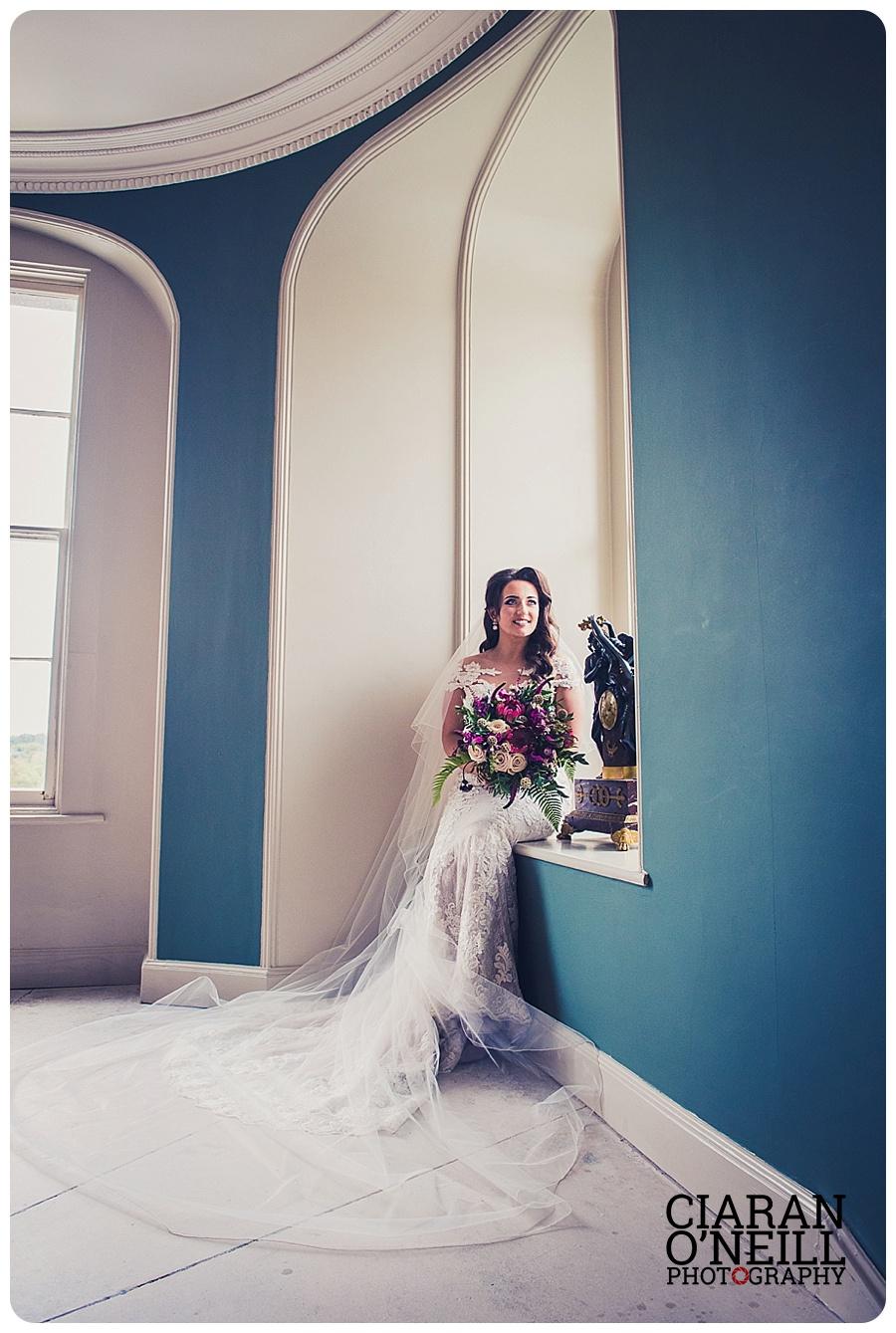 Siobhan & Kevin's wedding at Farnham Estate by Ciaran O'Neill Photography