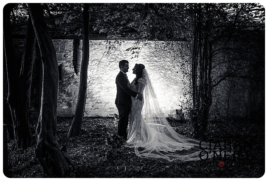Siobhan & Kevin's wedding at Farnham Estate by Ciaran O'Neill Photography