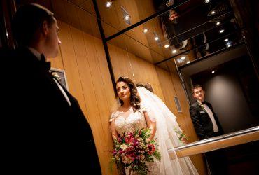 Siobhán and Kevin's wedding at Farnham Estate
