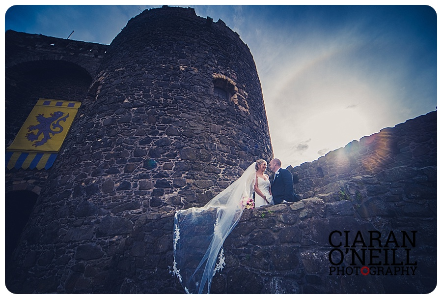 Leanne & Paul's wedding at the Loughshore Hotel by Ciaran O'Neill Photography