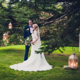 Verona & Tom's wedding at Farnham Estate by Ciaran O'Neill Photography