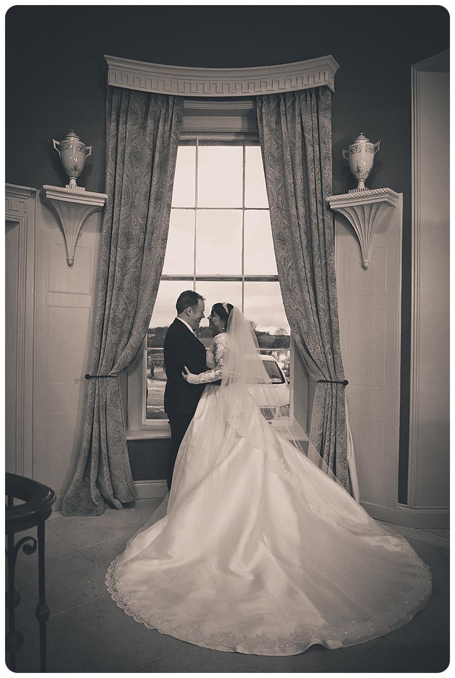 Andrea & Niall's wedding at Farnham Estate by Ciaran O'Neill Photography