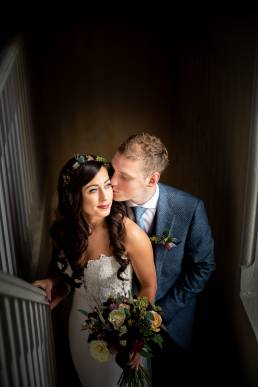 Elaine & Peter's wedding at Crover House Hotel by Ciaran O'Neill Photography