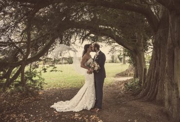 Sophia and Joel's wedding at Gracehall