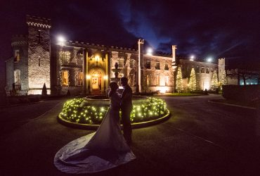 Eimear and Joseph's wedding at Castle Bellingham