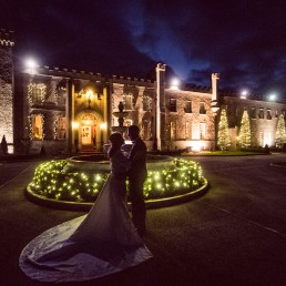 Bellingham Castle Wedding Photography by Ciaran O'Neill Photography