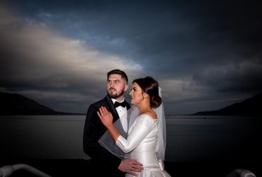 Jaclyn and Connaire's wedding at Carrickdale Hotel
