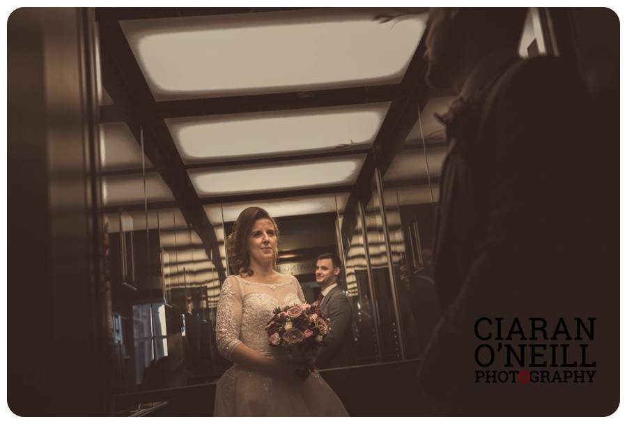 Linda & Keith's wedding at the Slieve Donard Resort & Spa by Ciaran O'Neill Photography