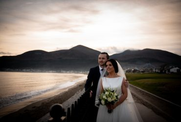 Patricia and Michéal's wedding at Slieve Donard Resort