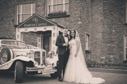 Marie-Claire & Conor's wedding at Darver Castle by Ciaran O'Neill Photography