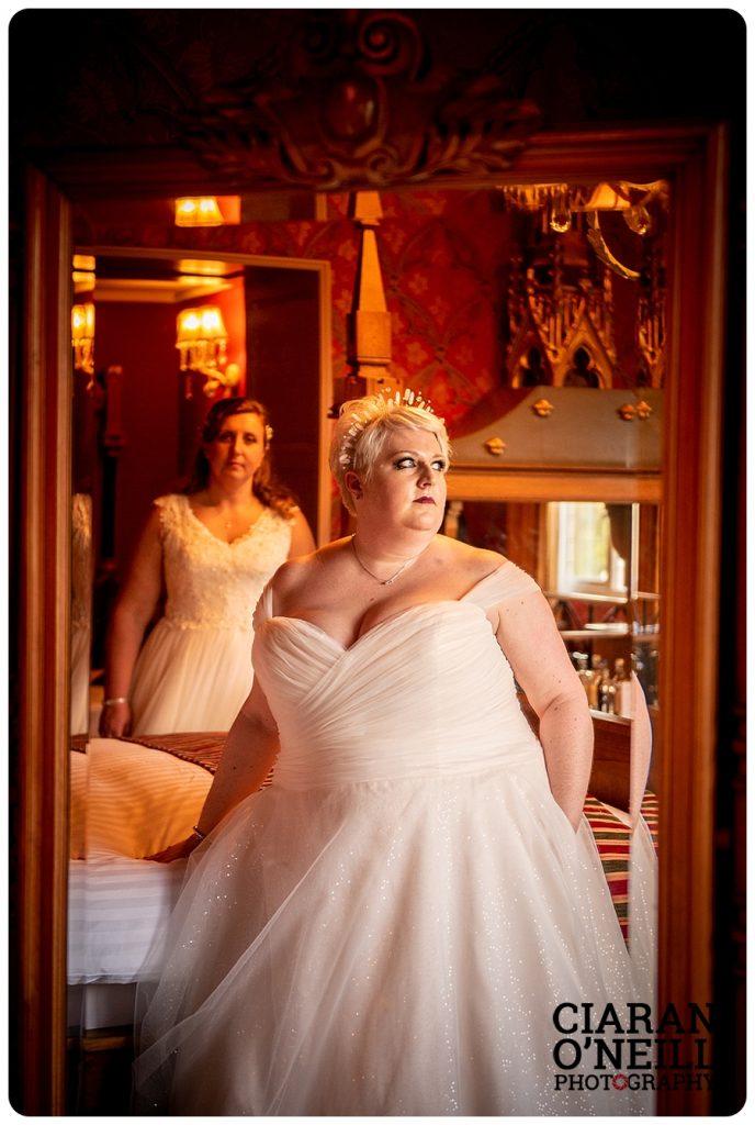 Alana & Ruth's wedding at the Old Inn Crawfordsburn by Ciaran O'Neill Photography