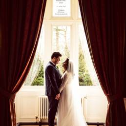 Ballymascanlon Hotel interior wedding photography