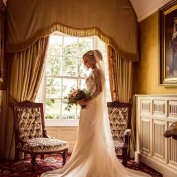 Darver Castle Bride wedding photography