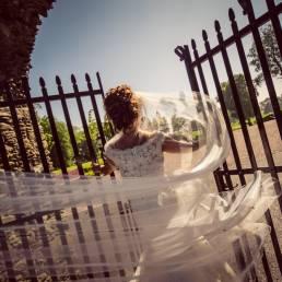 Darver Castle Gate Photography