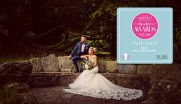 Getting Married in Northern Ireland Reader Awards 2017 & 2018 Winner Best Photogrpaher - Ciaran O'Neill Photography