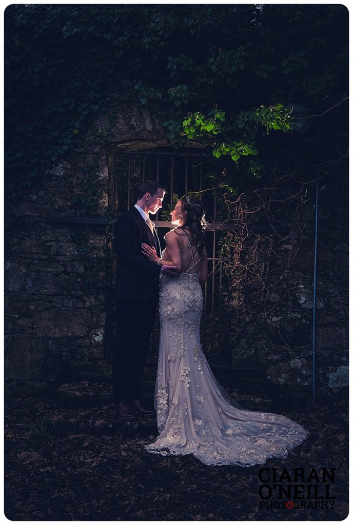 Jacqueline & Kevin's wedding at Flagstaff Lodge by Ciaran O'Neill Photography
