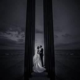 Newcastle Promenade Wedding - Northern Ireland Wedding Photography