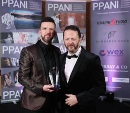 Ciaran & Simon - PPANI Awards 2019