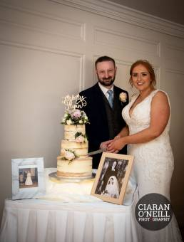 Grainne & Conor's wedding - Waterfront Hotel Donegal - Ciaran O'Neill Photography 01