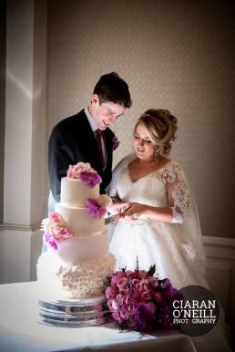 Niamh & Conor's wedding - Galgorm Resort & Spa - Ciaran O'Neill Photography
