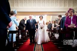 Rebecca & Stephen's wedding - Darver Castle - Ciaran O'Neill Photography