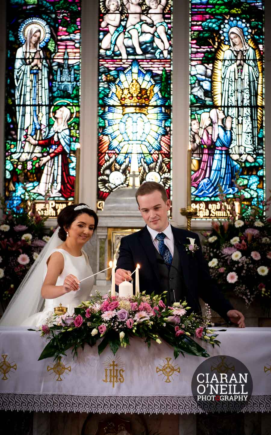 Darver Castle Wedding Rebecca Amp Stephen Ciaran O Neill