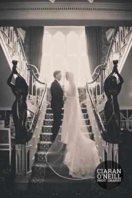 Heather & John's wedding - Cabra Castle - Ciaran O'Neill Photography