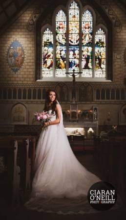 Lauren & Ruairi's wedding - Darver Castle - Ciaran O'Neill Photography