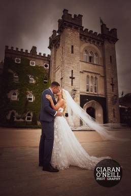 Therese & Jonah's wedding - Cabra Castle - Ciaran O'Neill Photography