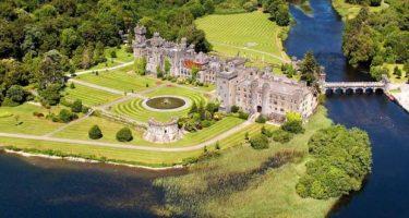 Ashford Castle Aerial photography