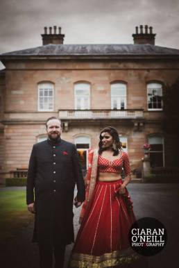 Divya & Alan's wedding - Merchant Hotel - Culloden Resort & Spa - Royal Blefast Golf Club - Ciaran O'Neill Photography