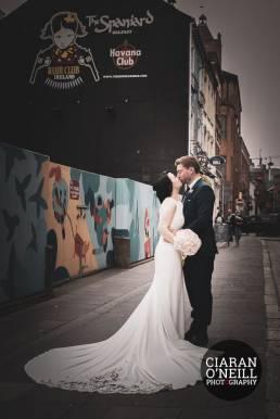 Helen & Tom's wedding - Merchant Hotel - Ciaran O'Neill Photography