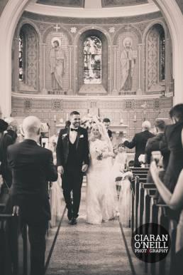 Lisa & Ally's wedding - Londonderry Arms Hotel - Ciaran O'Neill Photography