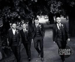 Merchant Hotel Wedding - Northern Ireland Wedding Photographers - Ciaran O'Neill Photography - Rachel & Michael