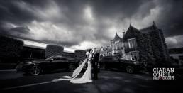 Ballymascanlon House Hotel Wedding - Northern Ireland Wedding Photographers - Ciaran O'Neill Photography - Majella & Niall