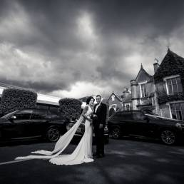 Ballymascanlon House Hotel Wedding - Northern Ireland Wedding Photographers - Ciaran O'Neill Photography - Majella & Niall
