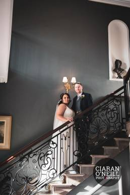 Clonabreany House wedding - Northern Ireland Wedding Photographers - Ciaran O'Neill Photography - Jasmine Shaw & Jamie Grant