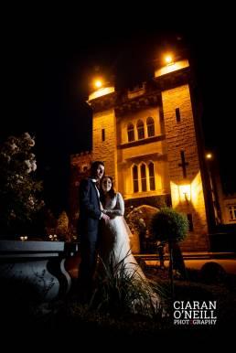 Cabra Castle wedding - Northern Ireland Wedding Photographers - Ciaran O'Neill Photography - Leanne Sweeny & Sean