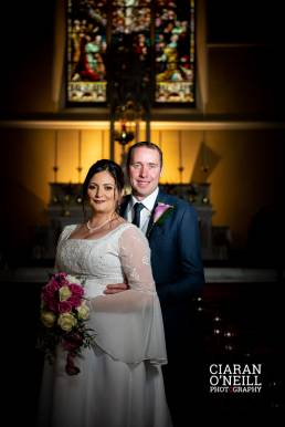 Darver Castle wedding - Northern Ireland Wedding Photographers - Ciaran O'Neill Photography - Marie Clinton & Michael Johnston