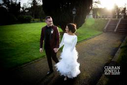 Bellingham Castle wedding - Northern Ireland Wedding Photographers - Ciaran O'Neill Photography - Kristina McCoy & Pearse Casey