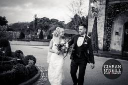 Darver Castle Wedding - Northern Ireland Wedding Photographers - Ciaran O'Neill Photography - Lisa Boyle & Martin O'Callaghan