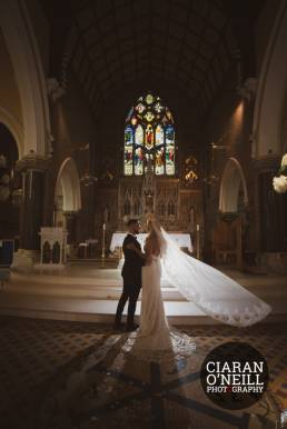 Seagoe Hotel Wedding - Northern Ireland Wedding Photographers - Ciaran O'Neill Photography - Shauneen Kilroy & Barry Tennyson